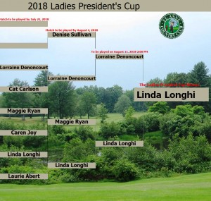 Ladies Pres Cup pic 1